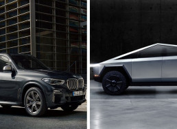 BMW Joins in on Tesla Cybertruck Banter with a Hilarious Tweet