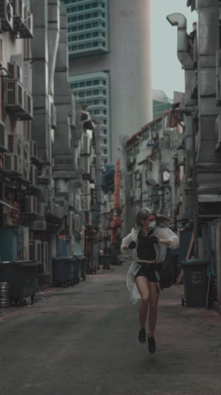 Meet the Cyborg Couple Taking Amazing Atmospheric-Cyberpunk Inspired Photos Across Asia