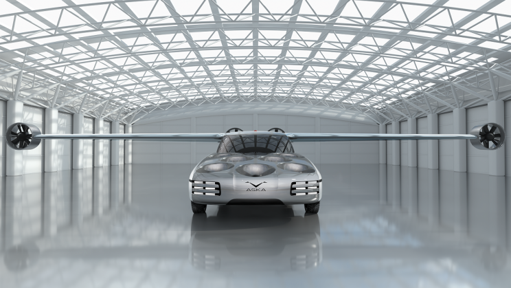 Flying Cars May Be Taking off Soon