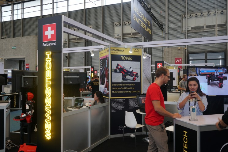 Startups Bring Disruptive Innovation to CES Asia 2019