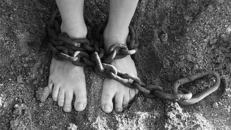 modern slavery arty