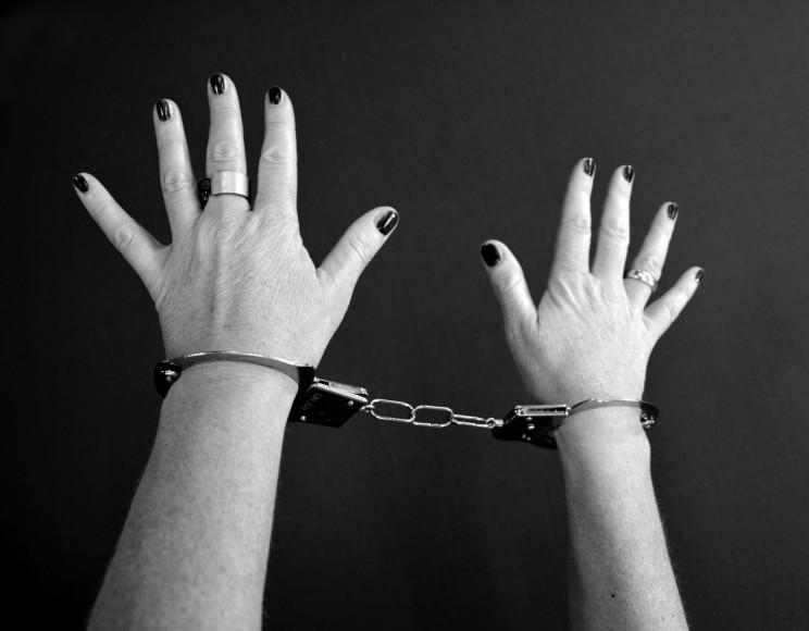 modern slavery chains