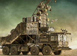 13 Twisted Cars From 'Mad Max: Fury Road' Are Up For Auction