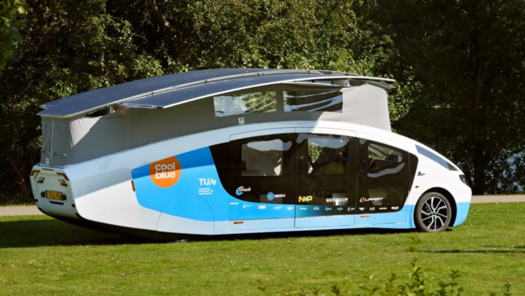 A Solar-Powered Home on Wheels Will Go on a 1,800-Mile Journey