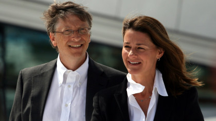 Bill and Melinda Gates Just Announced Their Divorce, and It Could Change the World