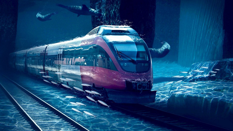 What Happened to China's Planned Underwater Rail Line to the US?