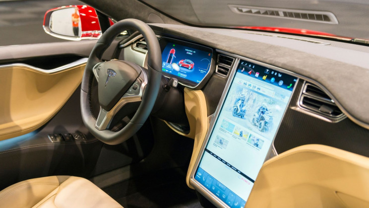 Researchers Hacked into Parked Teslas Remotely with a Drone