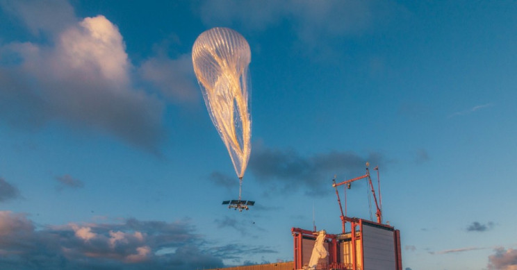 Alphabet's Shutting Down Its Internet-Beaming Loon Balloons