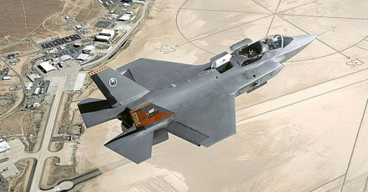 F-35 Fighter Jets Cause Sonic Booms Over Utah