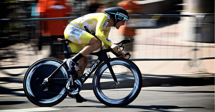 When Cycling Becomes a Drag: The Aerodynamics of Cycling