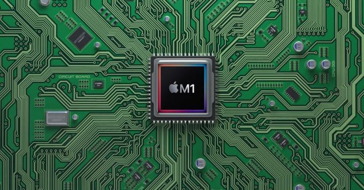 Apple's M1 Chip Poses a Threat to Intel and Other Chip Makers