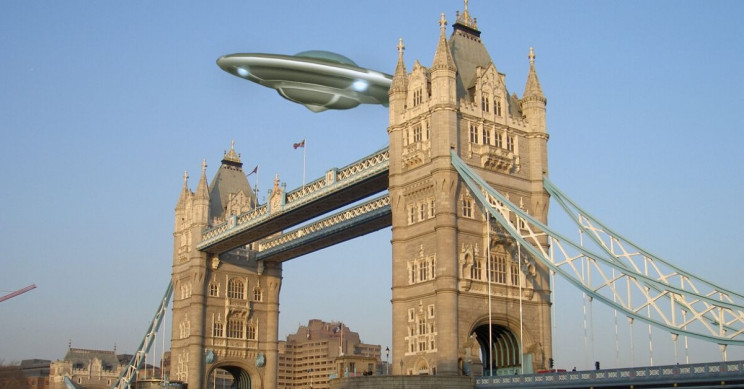 British UFO Sightings Will Be Published Online for the First Time Ever