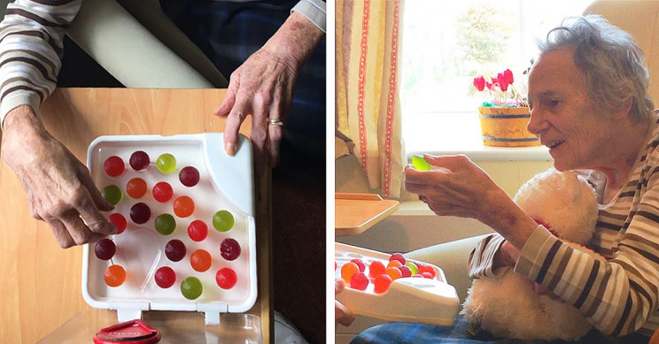 Man Creates Edible Water To Help His Grandmother With Dementia Stay Hydrated