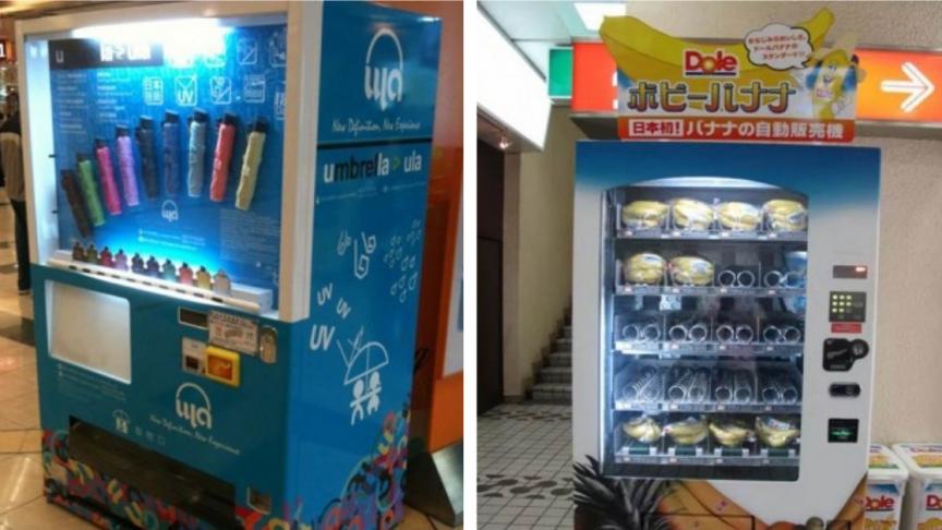 Image of article '49+ Interesting Vending Machines Around the World'