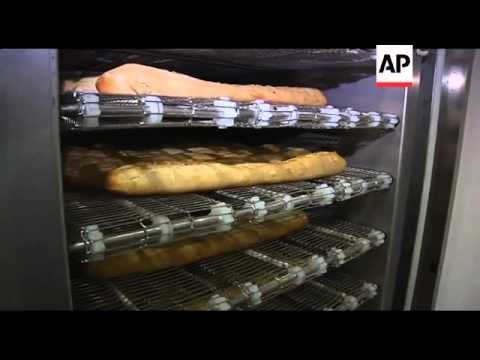 vending machines baguette