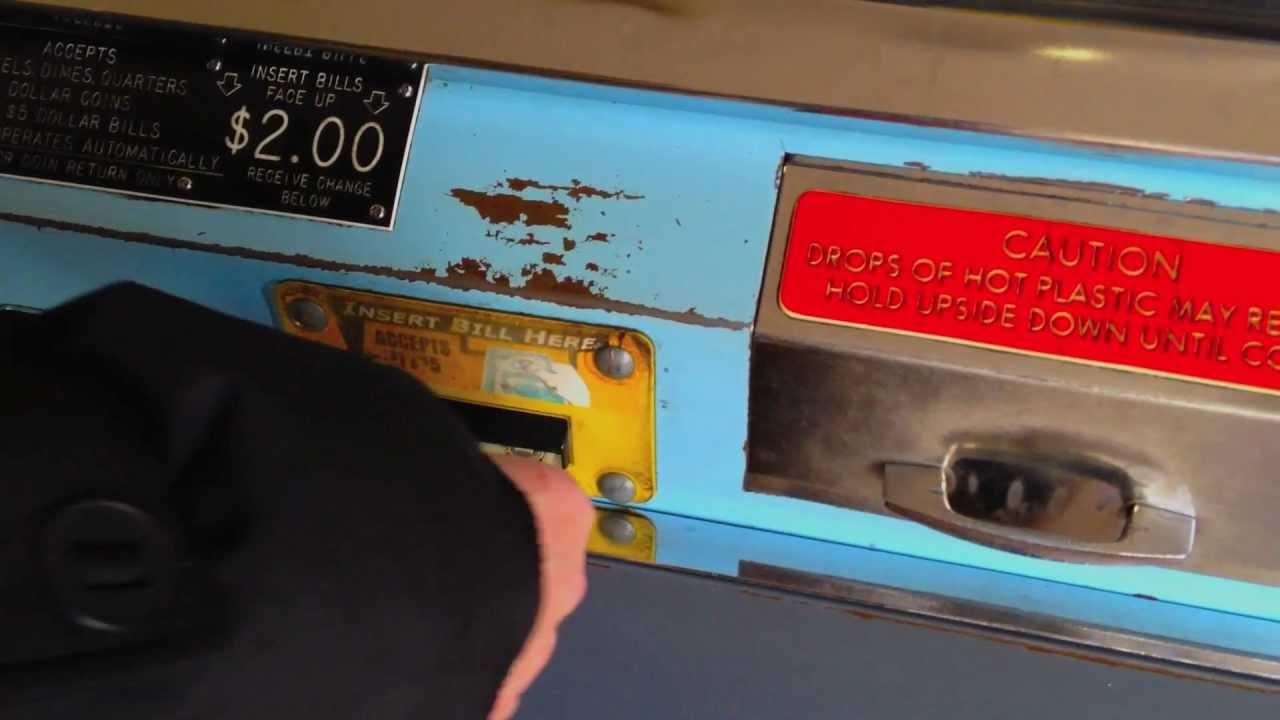 vending machines DIY