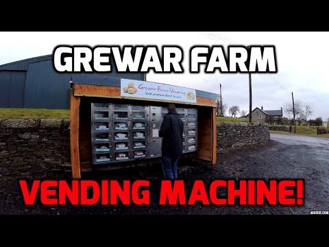 vending machines farms