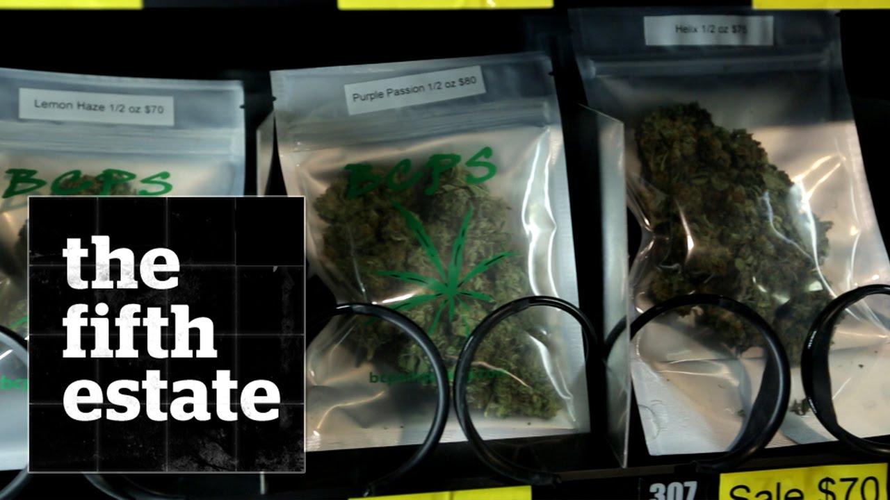 vending machines weed