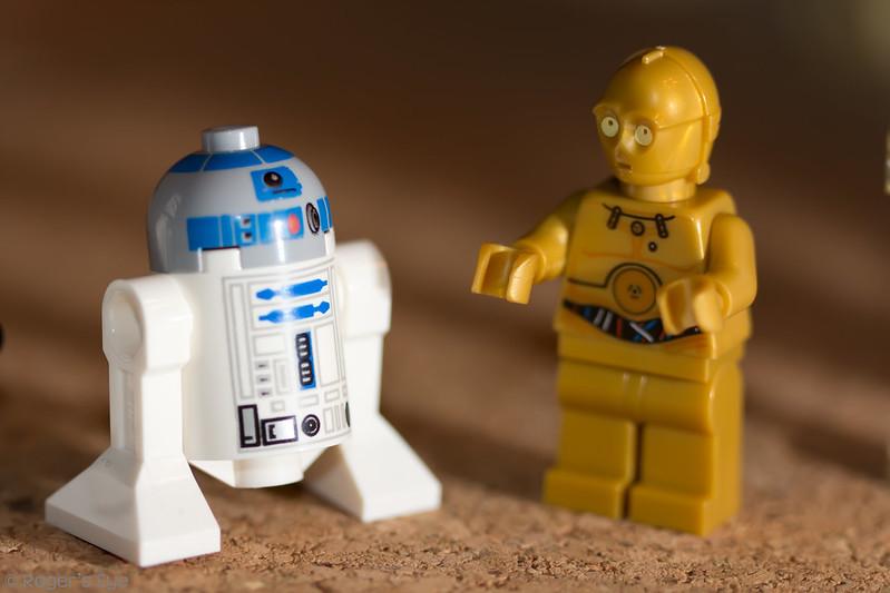 designing lego star wars