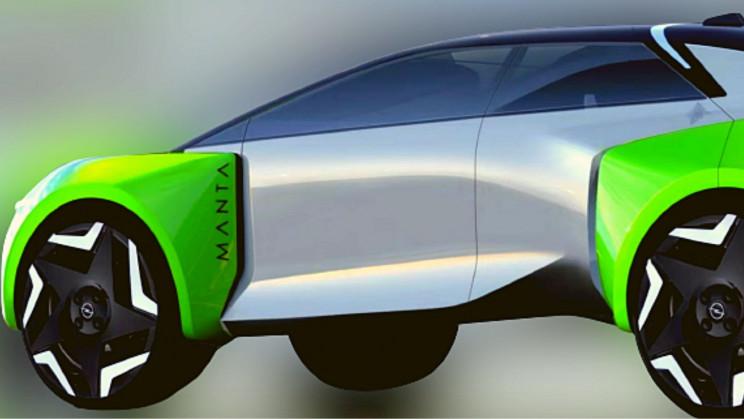 The New Manta-e Design Looks Cooler Than Tesla