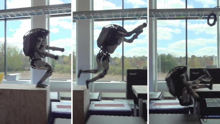 Boston Dynamics Shared Its Robots' Epic Fails