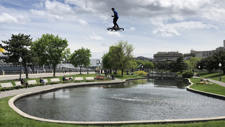 Flying Hoverboards Are Finally Real, And They're Going On Sale