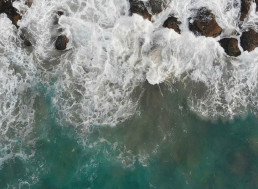 New Nanoscale Material Harvests Hydrogen Fuel From the Sea