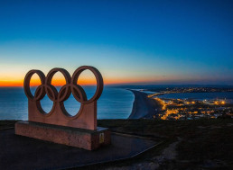 The Baffling Biology Behind the Olympic Games