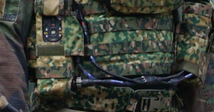 Military Haptic Feedback Navigation Belt Found Its First Customer
