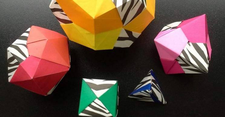 Five Platonic Shapes Kerstin Flickr