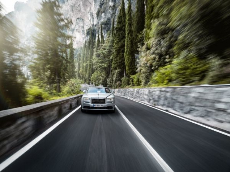 Rolls Royce Reveals Its Ultra-Exclusive Dawn Silver Bullet