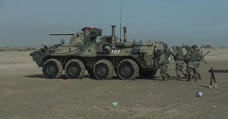 BTR-82 Close-Up