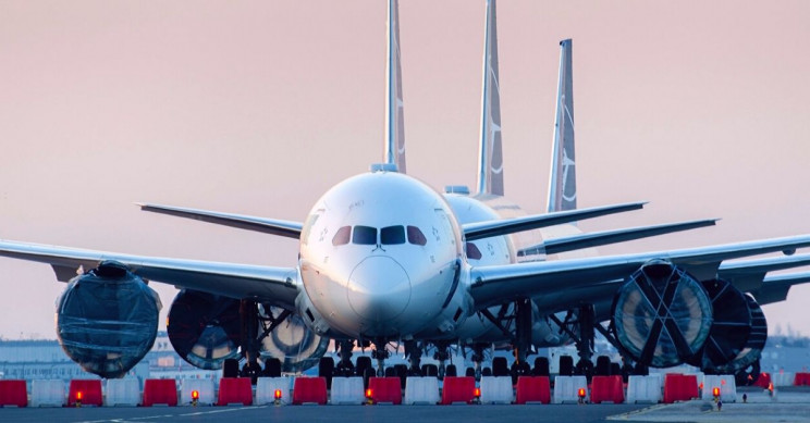 Airplanes Too Are Suffering Due to the Current Pandemic