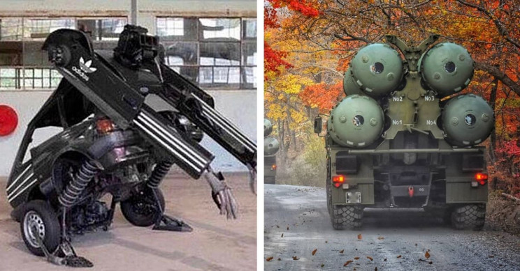 17+ Ridiculous Things That You Could Only See in Russia
