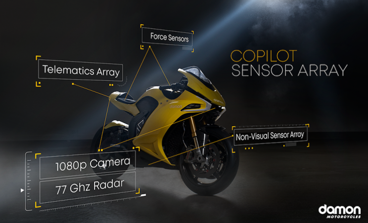 """World's Smartest Electric Motorcycle Wins """"Best in Innovation"""" Award at CES 2020"""