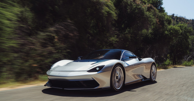 Automobili Pininfarina Shows Off Futuristic Battista EV Hypercar