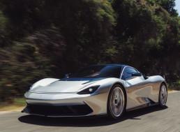 Automobili Pininfarina Shows Off Futuristic Battista EV Hypercar