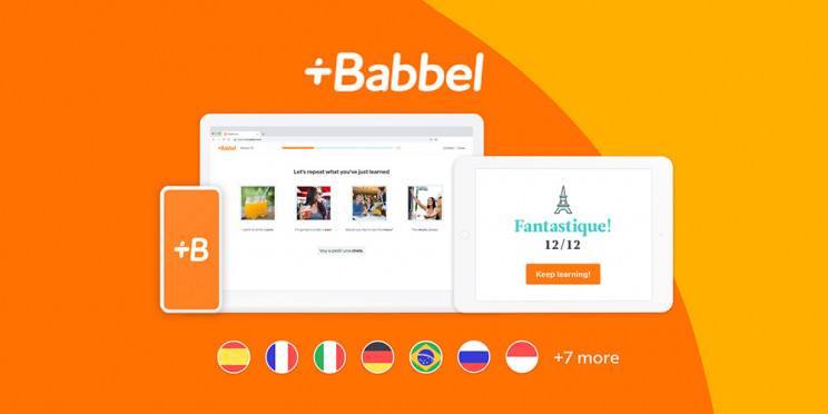 Learn a New Language the Easy Way with Babbel