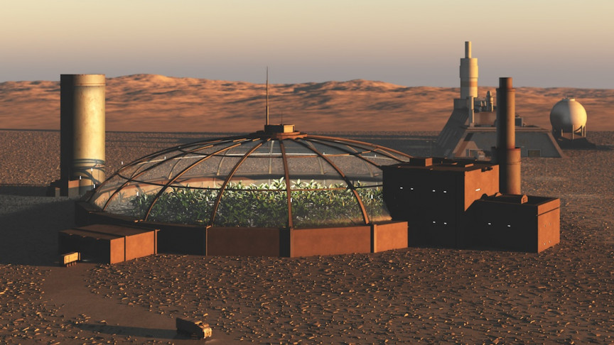 Making a Greenhouse on Another World: Paraterraforming