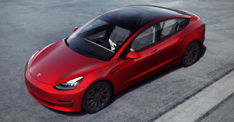 Donate to This Charity to Win a Tesla Model 3