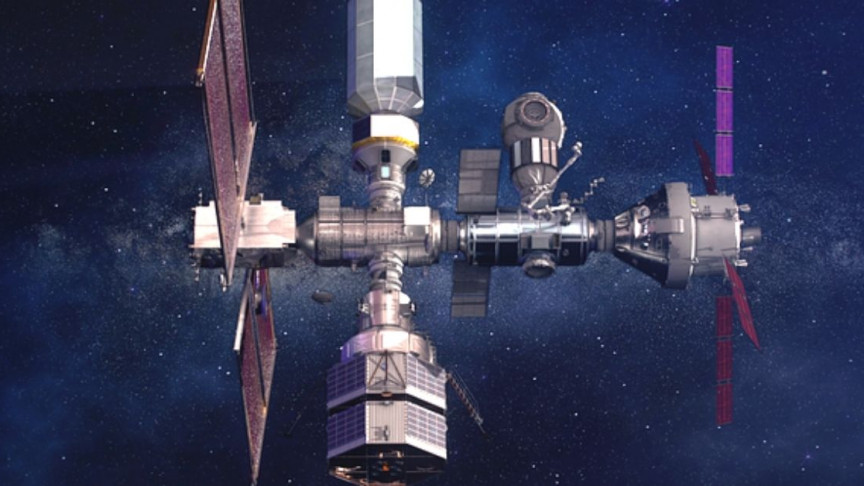NASA, ESA Announced Artemis Gateway Partnership for Refueling, Habitation