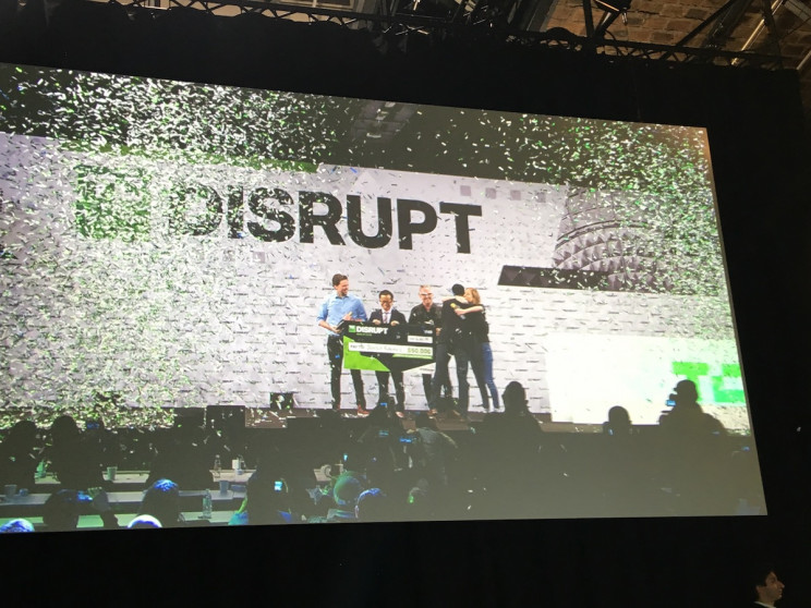 Startups Fought for the $50,000 Winning Startup Battlefield Title, and Here Is the Winner