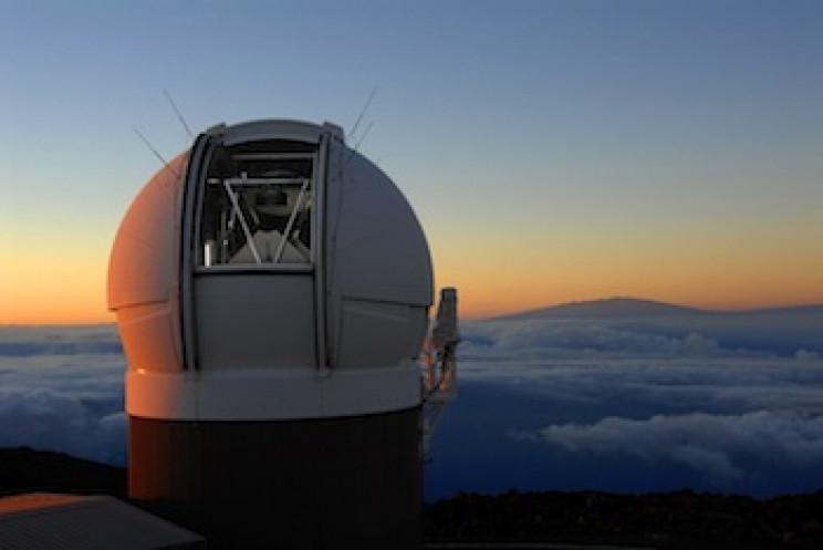 Pan-STARRS telescope