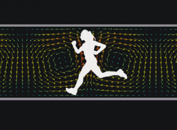 The Aerodynamics of Running: What Can You do to Run Faster?