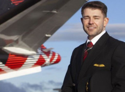 HIV Positive Man Becomes First Commercial Pilot Allowed to Fly a Plane