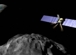 Hera Asteroid Deflection Mission Applauded by Former Apollo Astronaut