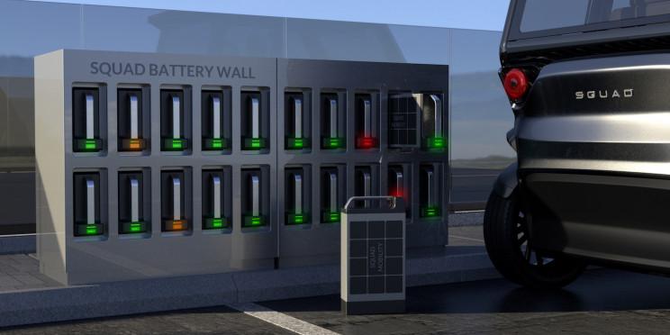 Мини-автомобили на солнечных батареях могут стать будущим городской мобильности