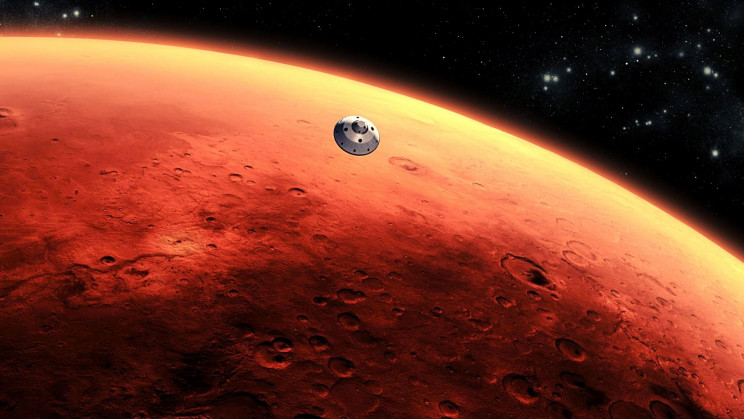 Japan Just Entered the Race to Settle Mars and Beyond