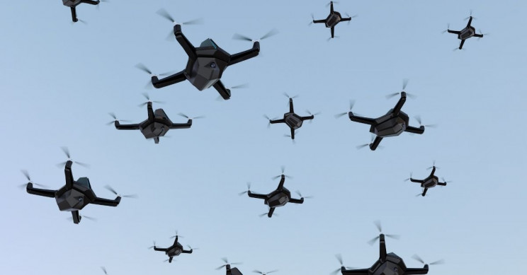 FAA allows drones to fly with IDs