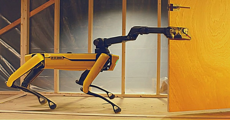Boston Dynamics to Sell Robot Arm With Spot in 2021, Which Is Probably Fine